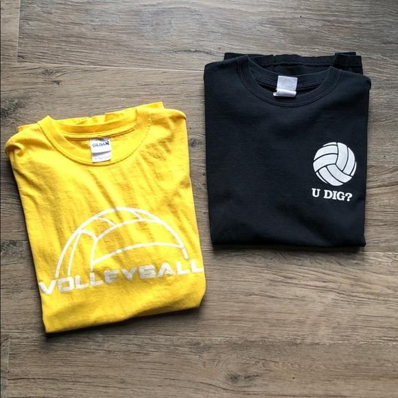 ••Volleyball tshirt bundle••